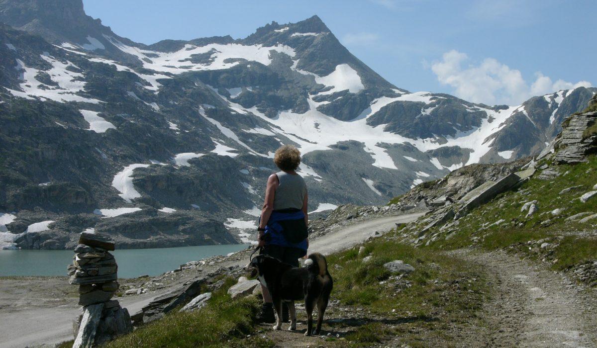 Hochwurtensee Mölltaler Gletscher