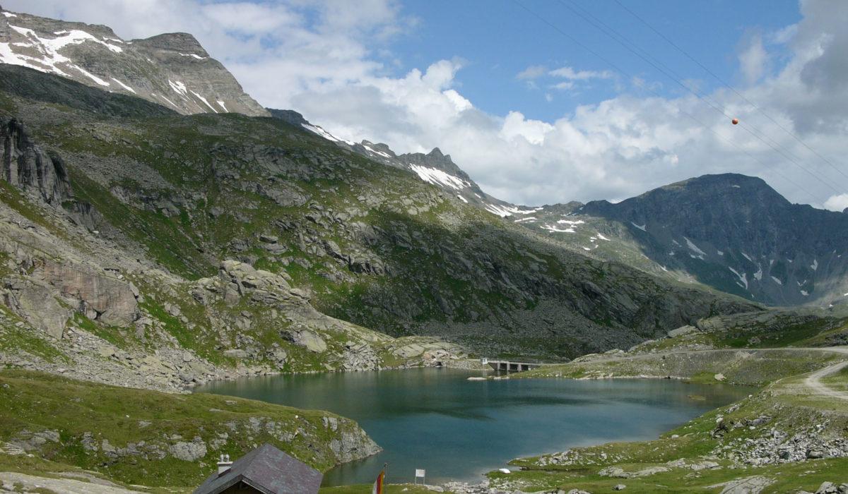 Wandern am Mölltaler Gletscher