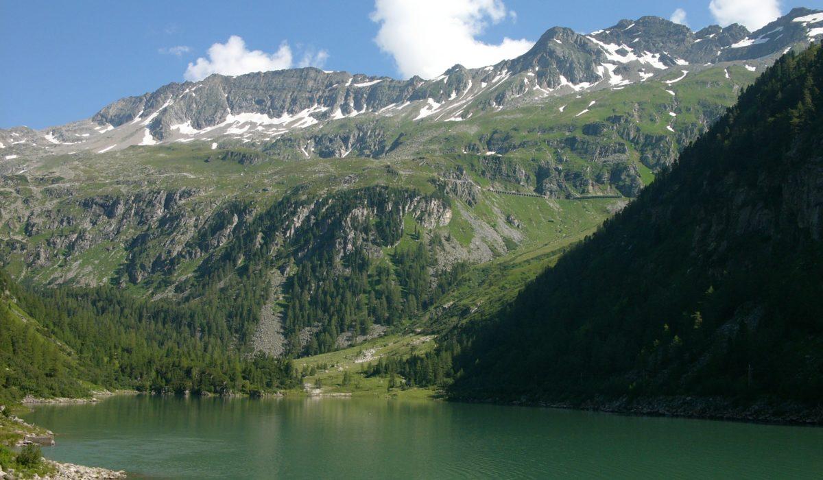 Wurtensee Mölltaler Gletscher
