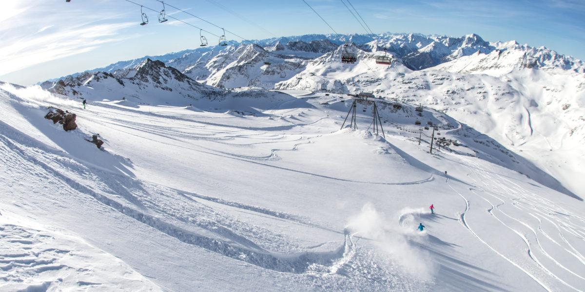 Mölltaler Gletscher Schareck 2018-2019