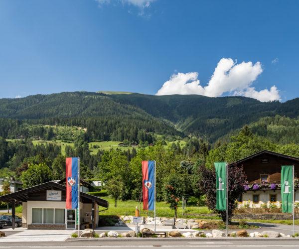 Tourismusinformation Flattach ©FRANZGERDL-Flattach